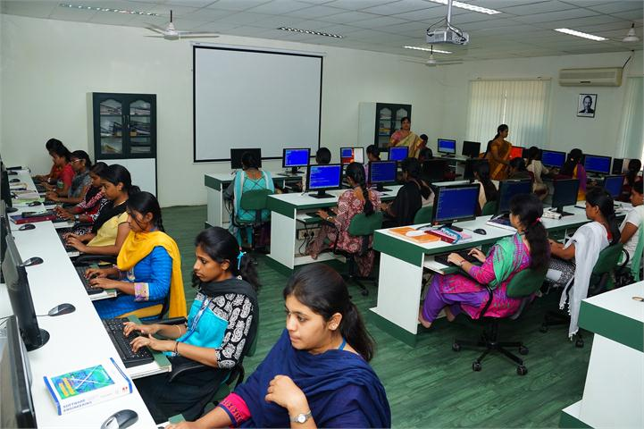 Faculty of engineering itfacilities Avinashilingam Unviversity Coimbatore